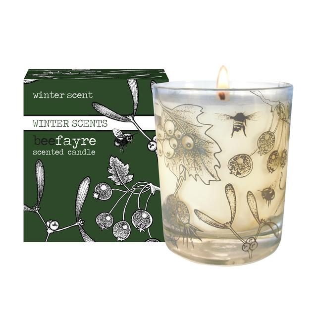 BeeFayre Winter Scented Votive