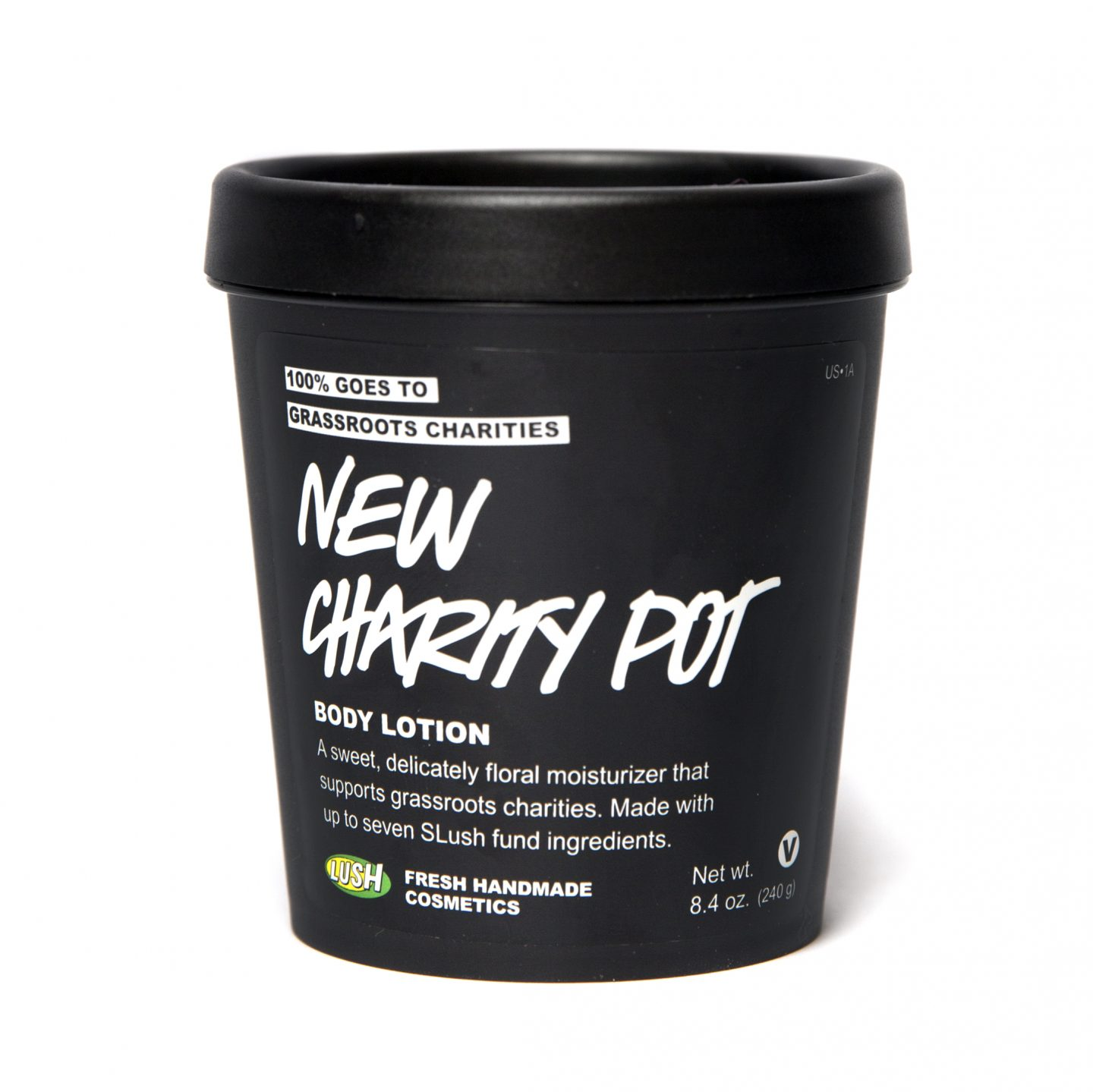 Lush Charity Pot moisturiser, £12.95 for 240g