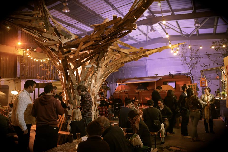 The Deopt, Cardiff's most exciting pop-up venue is back