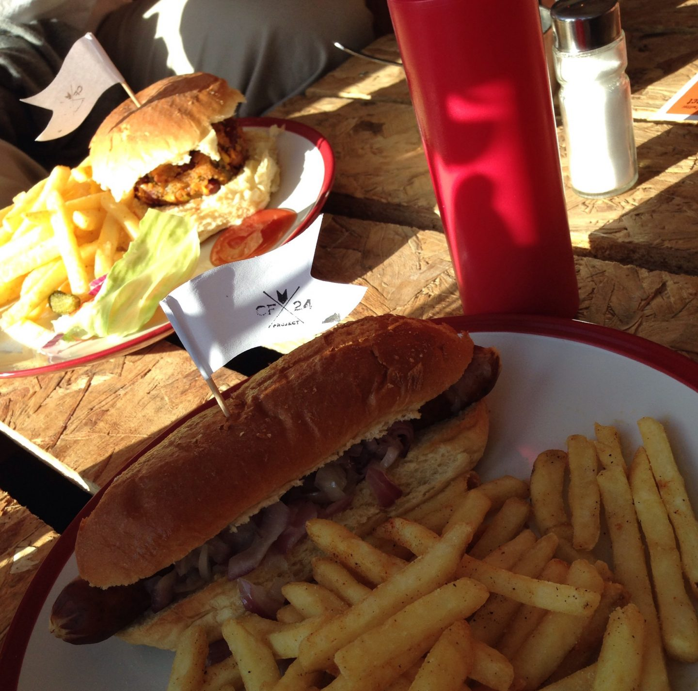 Big Apple Dog & Fries