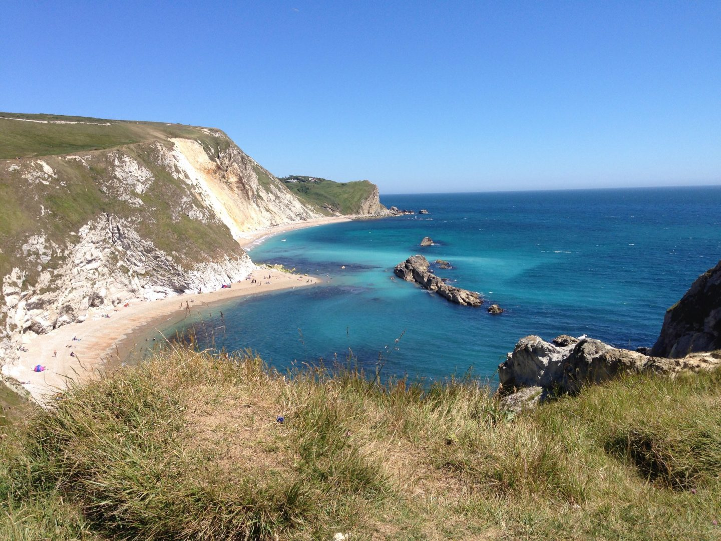 The Dorset Jurassic Coast