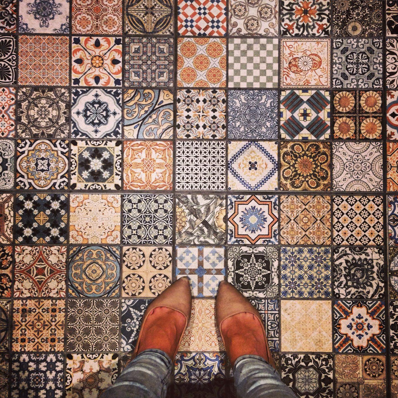 Floor at Locke & Remedy