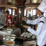 A cookery lesson in Hoi An