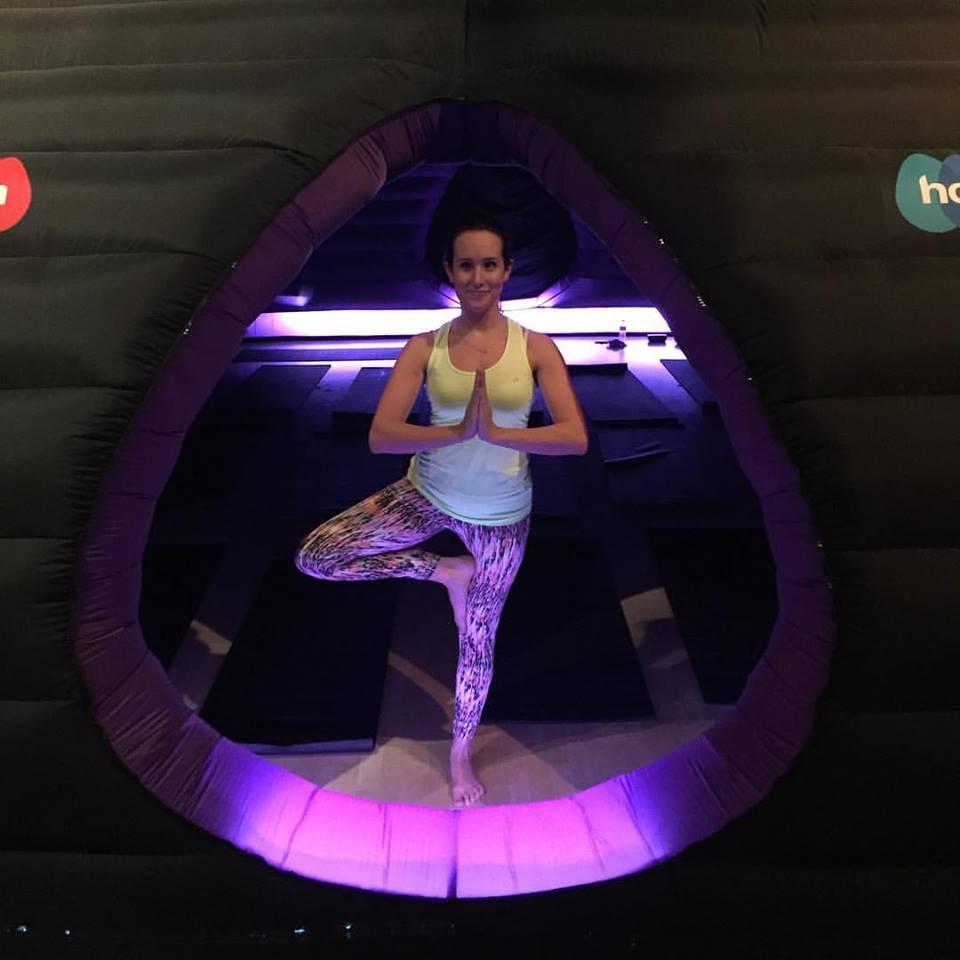 hot pod yoga cardiff