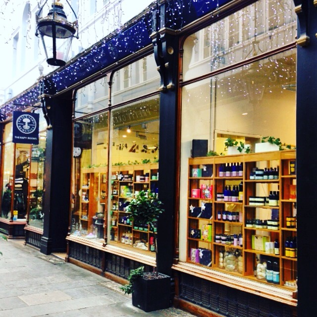 Neals Yard, Morgan Arcade