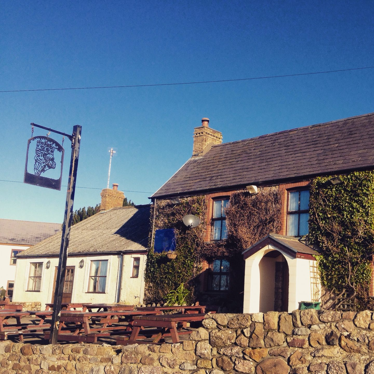 The Kings Head, Llangennith