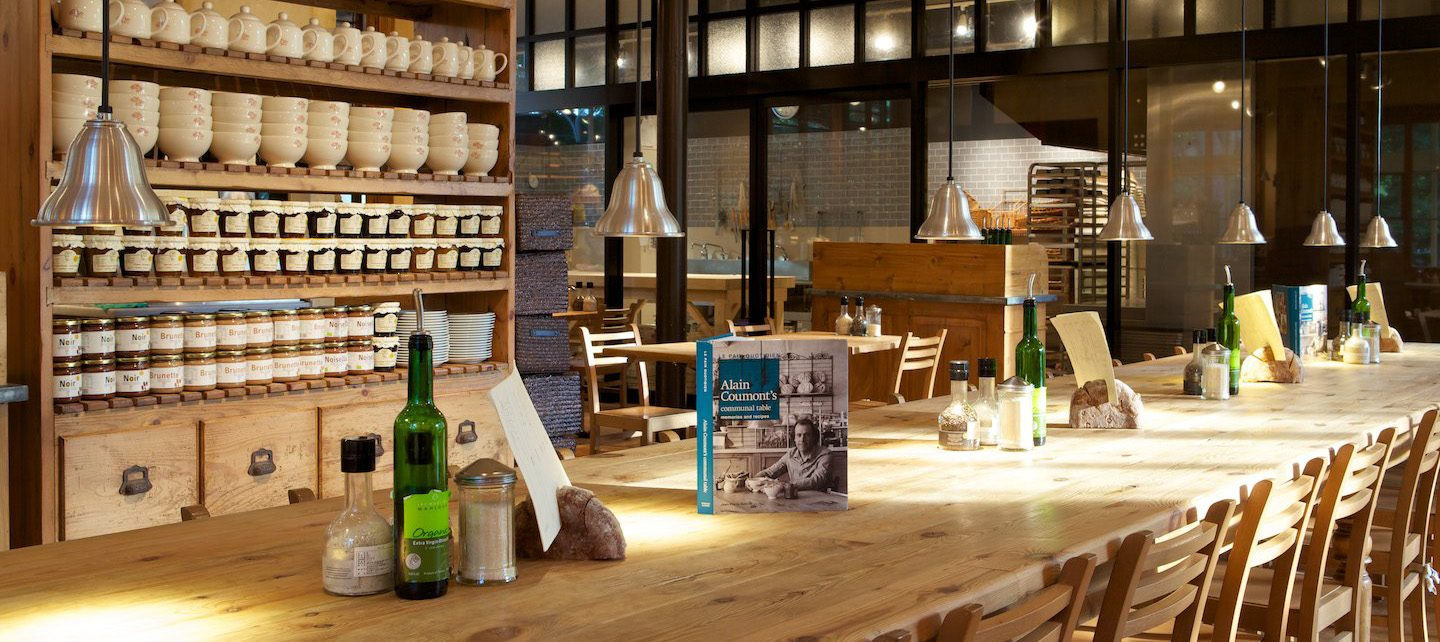 Review: Brunch at Le Pain Quotidien, London