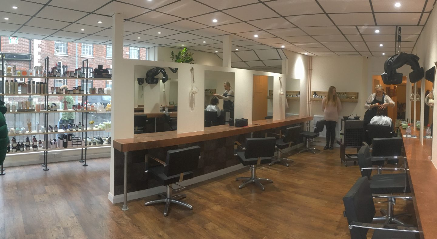Review: Amaryllis Eco Friendly Hair Salon in Canton, Cardiff