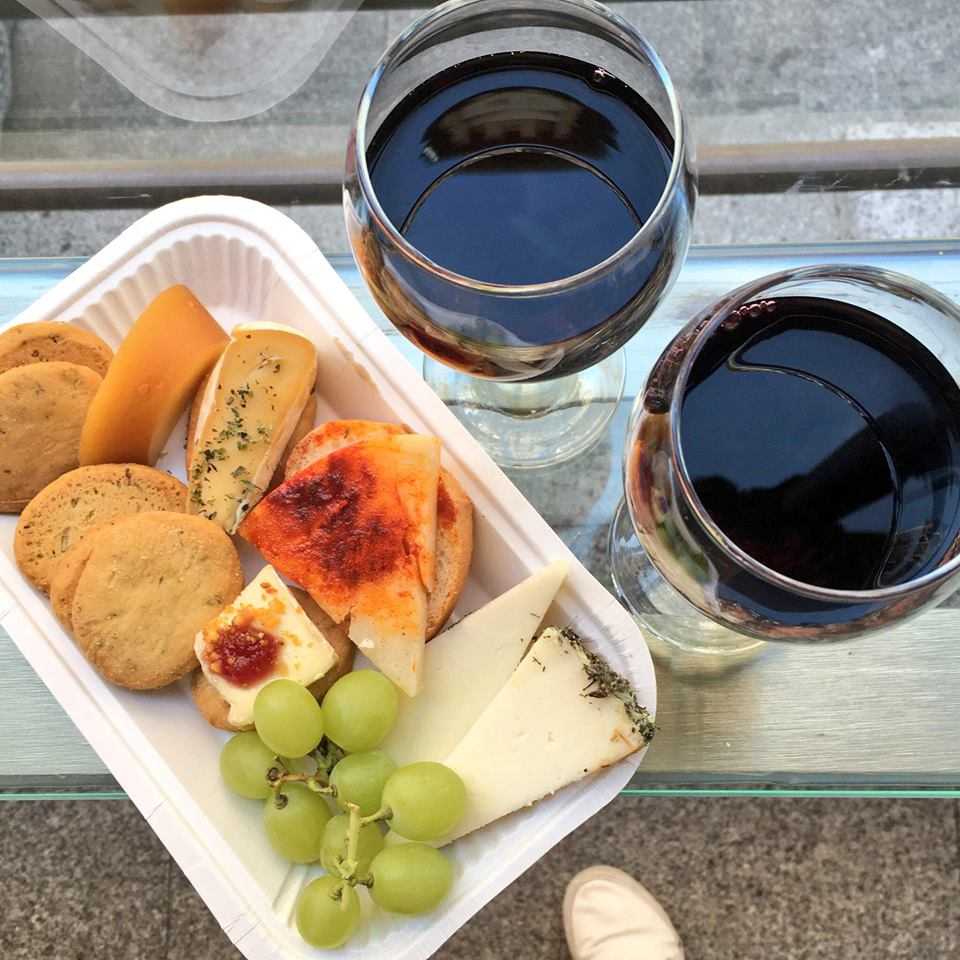 Rioja & Spanish Cheese