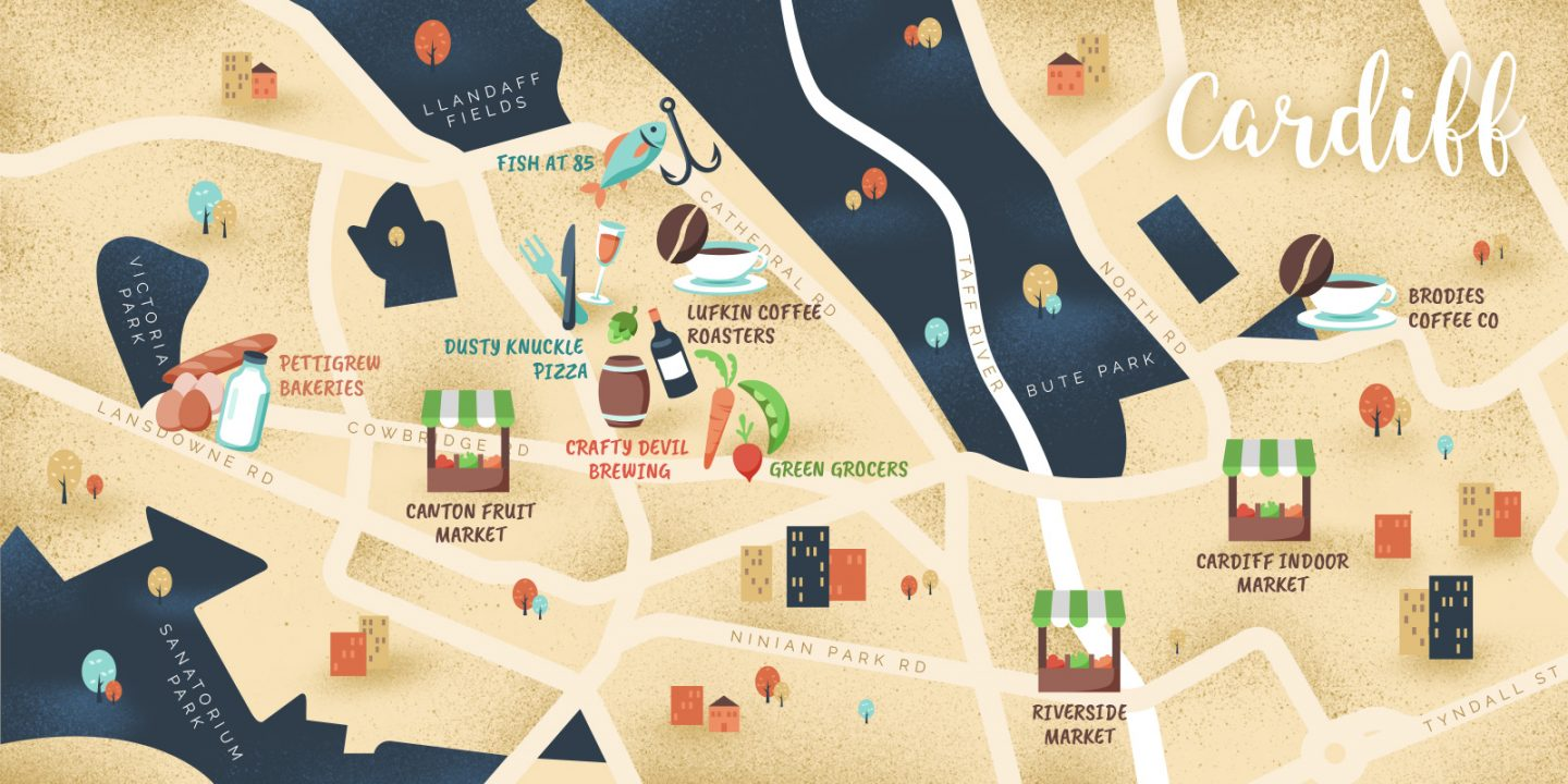 The HungryCityHippy guide to Cardiff's ethical eats