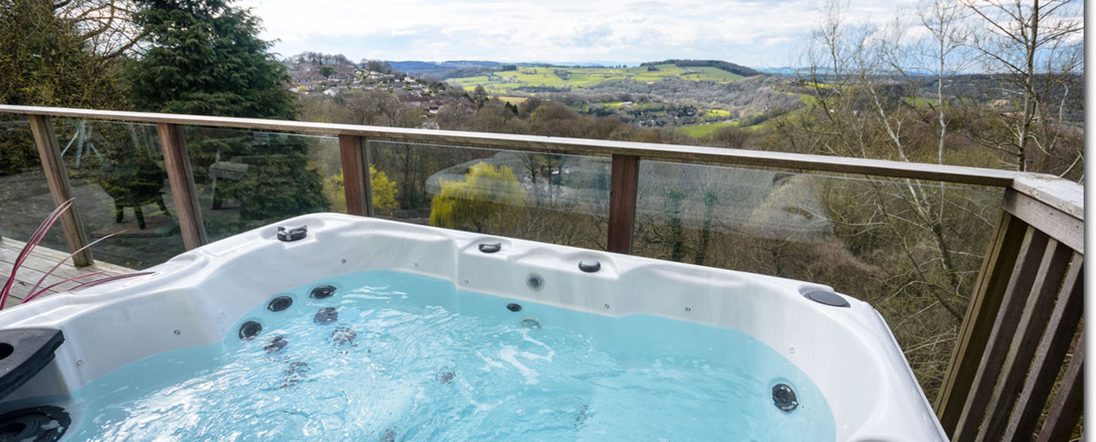 Wye Valley Hot Tub